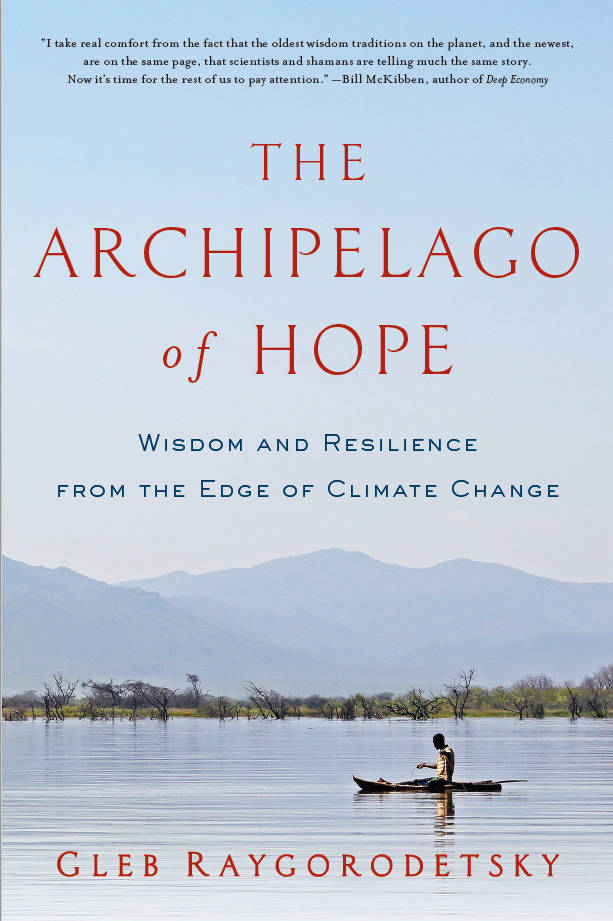 Archipelago of Hope by Gleb Raygorodetsky, book cover