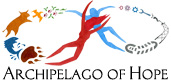 Archipelago of Hope Sticky Logo
